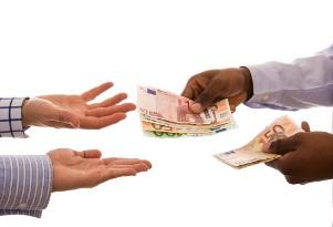 Inkomensoverdracht Economielokaal
